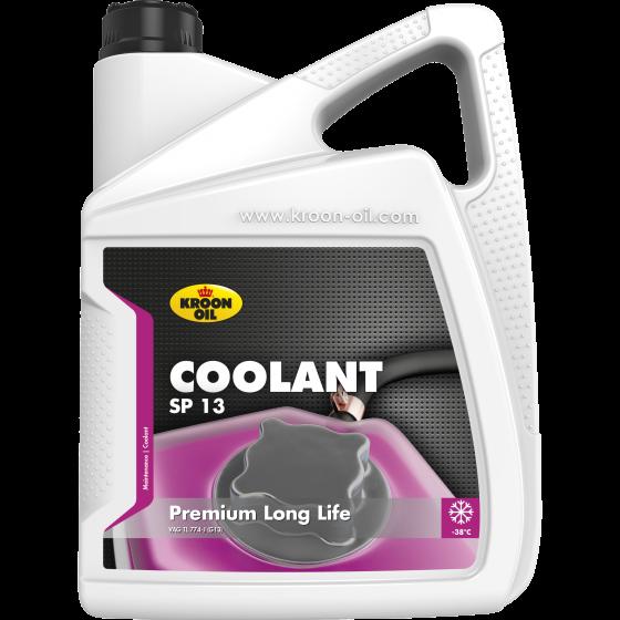 5 L can Kroon-Oil Coolant SP 13