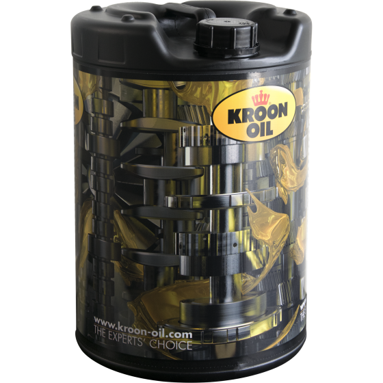 20 L pail Kroon-Oil Agrifluid Synth WB