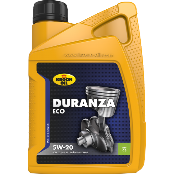 1 L flacon Kroon-Oil Duranza ECO 5W-20