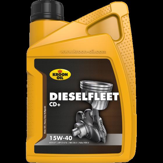 1 L bottle Kroon-Oil Dieselfleet CD+ 15W-40