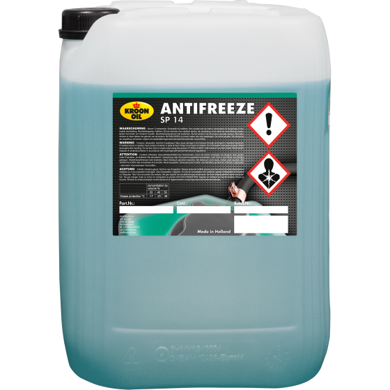 20 L can Kroon-Oil Antifreeze SP 14