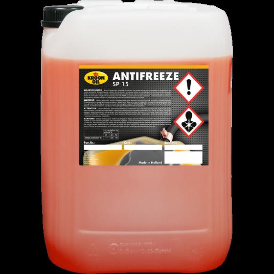 20 L can Kroon-Oil Antifreeze SP 15