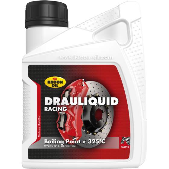 500 ml bottle Kroon-Oil Drauliquid Racing