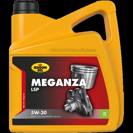 4 L can Kroon-Oil Meganza LSP 5W-30