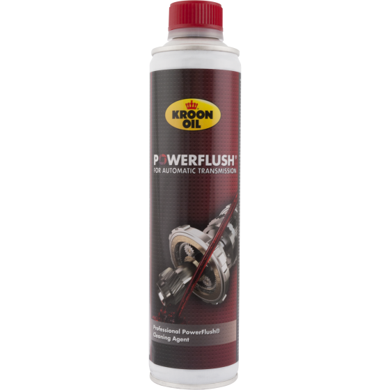 375 ml tin Kroon-Oil PowerFlush for AT