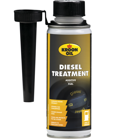250 ml tin Kroon-Oil Diesel Treatment