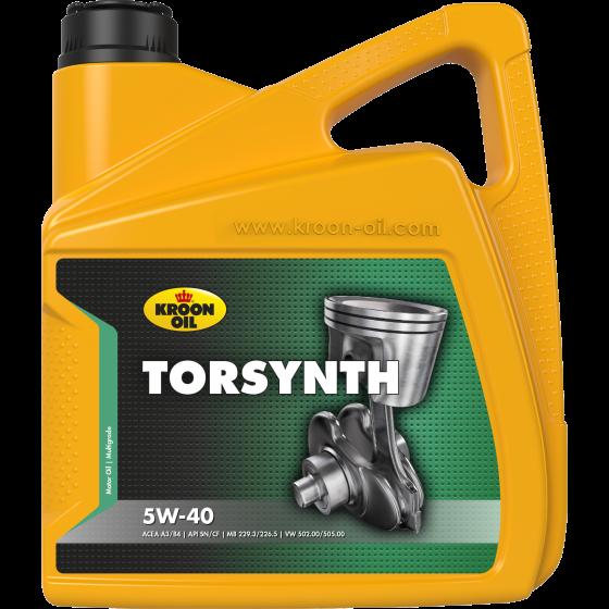 4 L can Kroon-Oil Torsynth 5W-40
