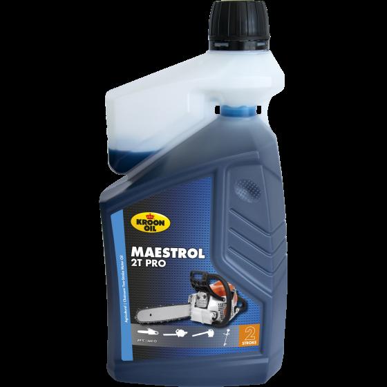 1 L bottle Kroon-Oil Maestrol 2T Pro
