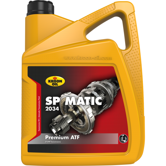 5 L can Kroon-Oil SP Matic 2034