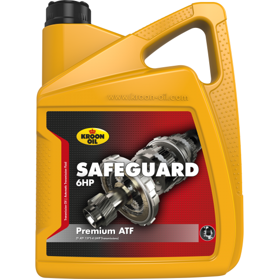 5 L can Kroon-Oil ATF Safeguard 6HP