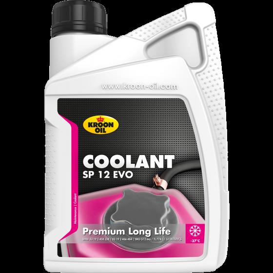 1 L bottle Kroon-Oil Coolant SP 12 EVO