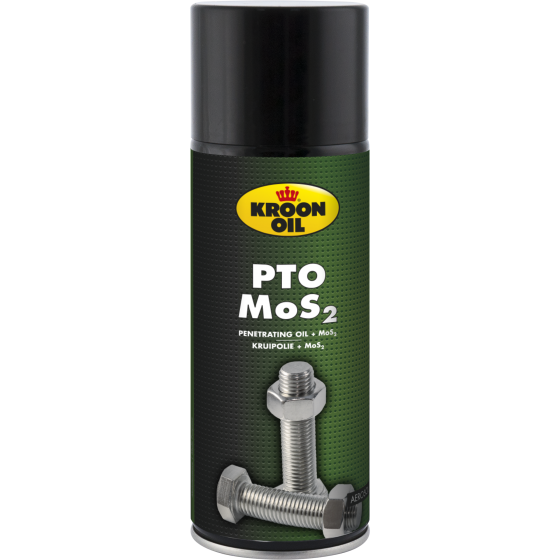 400 ml aerosol Kroon-Oil PTO MOS2