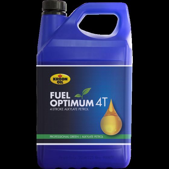 5 L Dose Kroon-Oil Fuel Optimum 4T