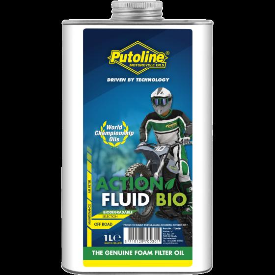 1 L bottle Putoline Action Fluid Bio