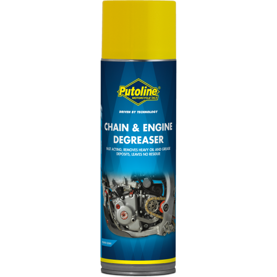 500 ml aerosol Putoline Chain & Engine Degreaser