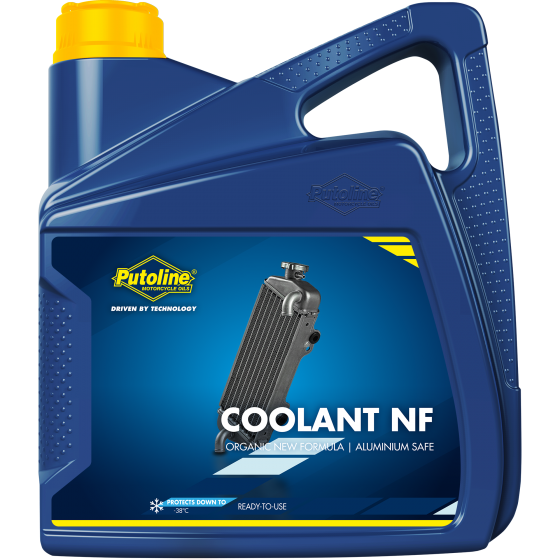 4 L can Putoline Coolant NF