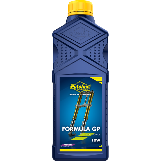 1 L bottle Putoline Formula GP 10W