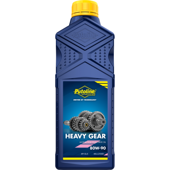 1 L bottle Putoline Heavy Gear 80W-90