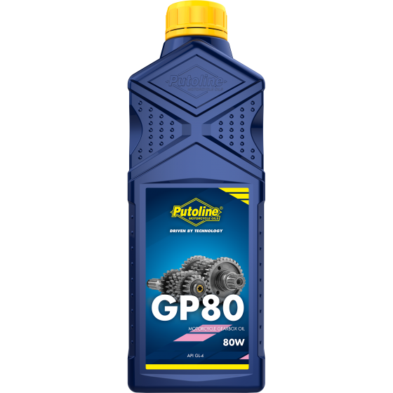 1 L bottle Putoline GP 80 80W