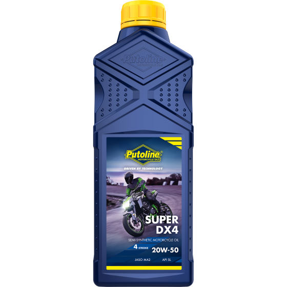 1 L bottle Putoline Super DX4 20W-50