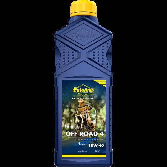 1 L bottle Putoline Off Road 4 10W-40