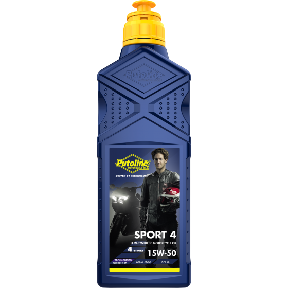1 L bottle Putoline Sport 4 15W-50