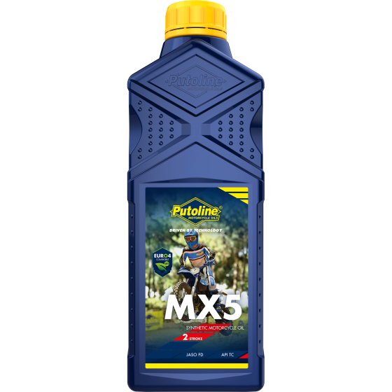 1 L bottle Putoline MX 5