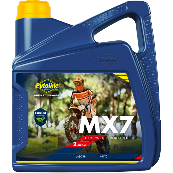 4 L can Putoline MX 7