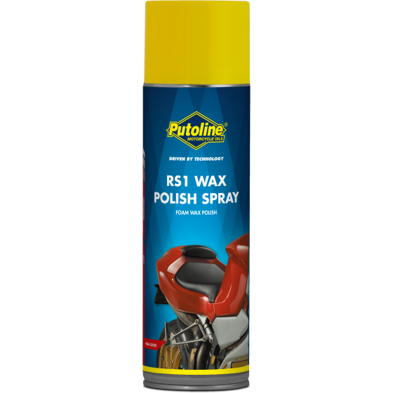 500 ml aerosol Putoline RS1 Wax-Polish Spray