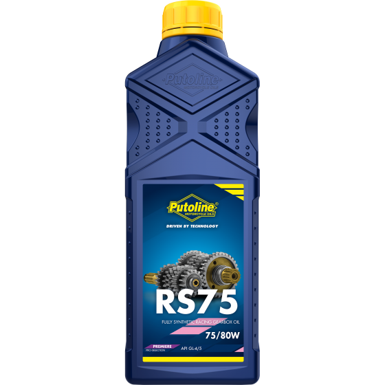 1 L bottle Putoline RS 75 75/80W