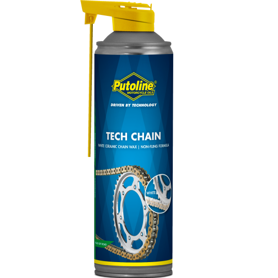500 ml aerosol Putoline Tech Chain