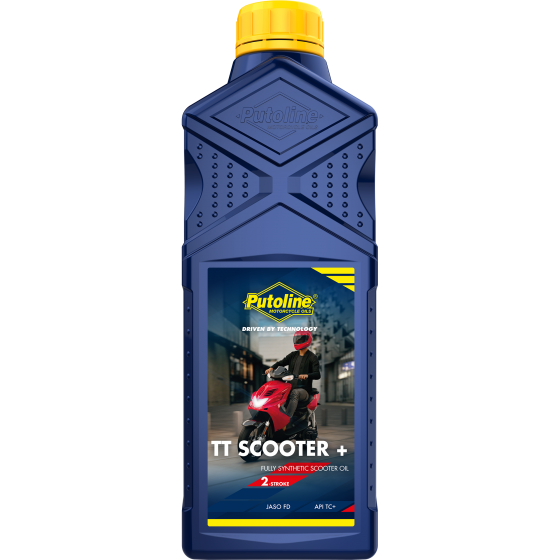 1 L bottle Putoline TT Scooter +