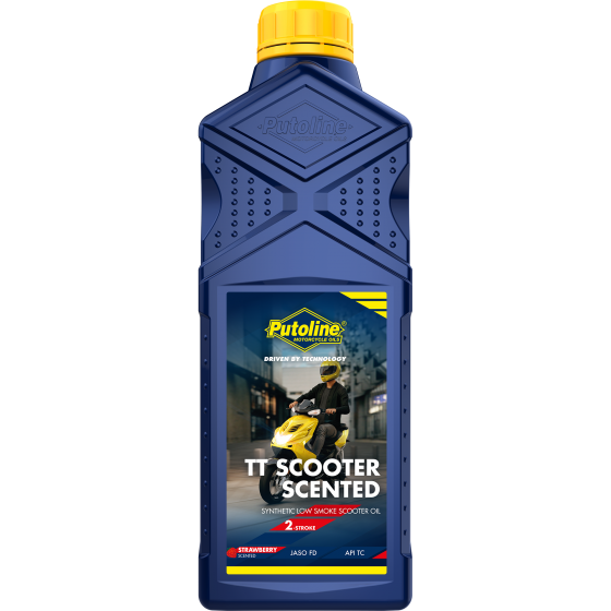 1 L bottle Putoline TT Scooter Scented