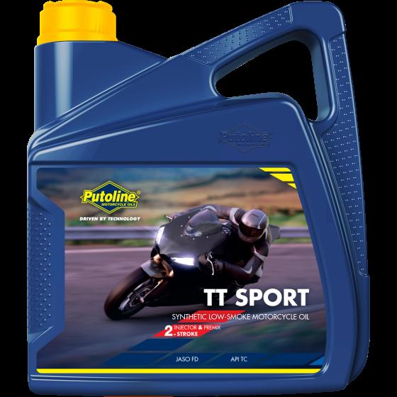 4 L can Putoline TT Sport