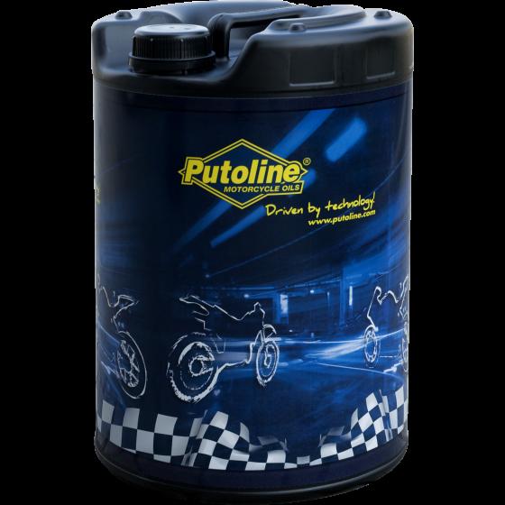 20 L pail Putoline Ester Tech Off Road 4+ 15W-50