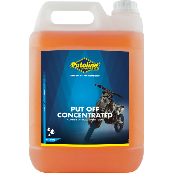 5 L can Putoline Put Off Concentrated