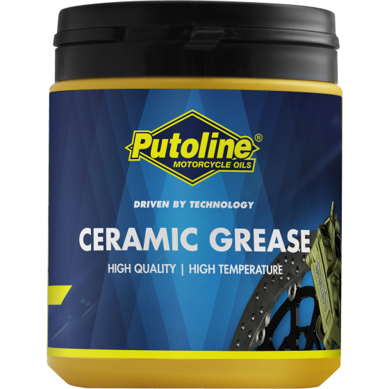 600 g pot Putoline Ceramic Grease