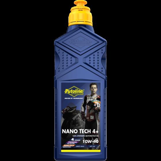 1 L Flasche Putoline Nano Tech 4+ 10W-40
