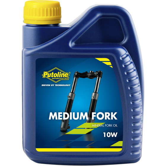500 ml bottle Putoline Medium Fork
