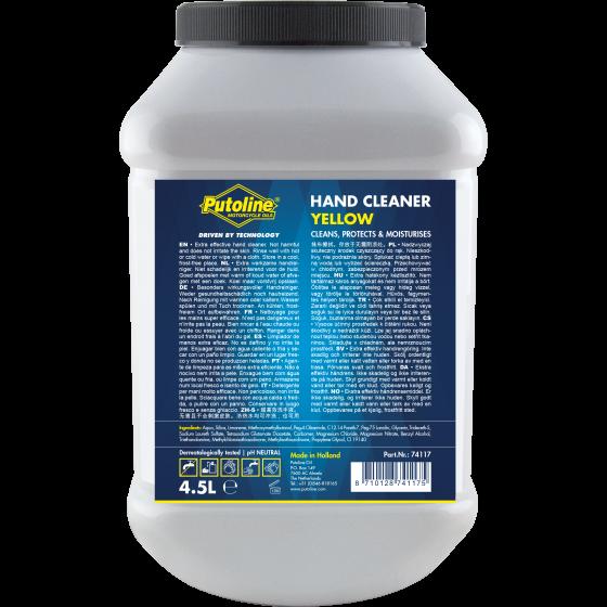4,5 L pot Putoline Hand Cleaner Yellow