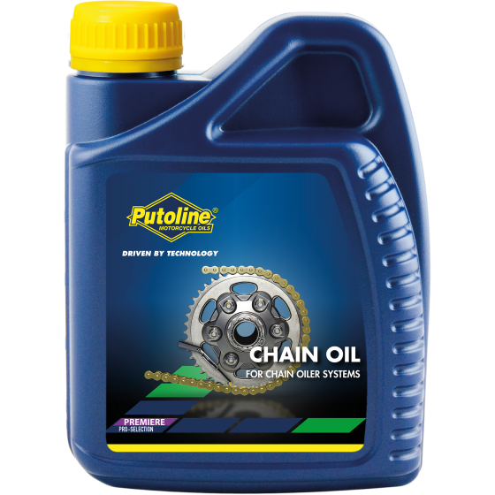 500 ml bottle Putoline Chain Oil