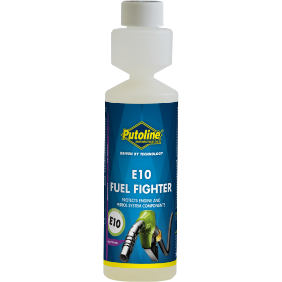 250 ml bottle Putoline E10 Fuel Fighter