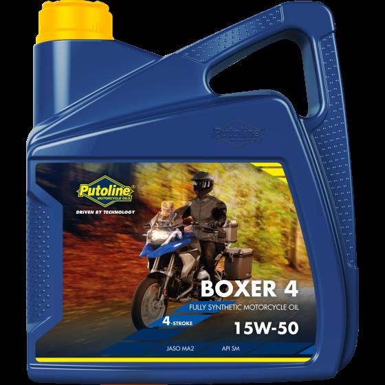 4 L can Putoline Boxer 4 15W-50