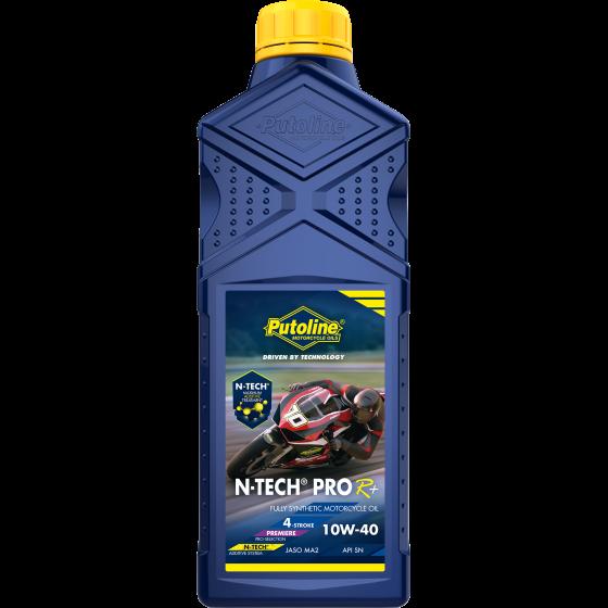 1 L bottle Putoline N-Tech® Pro R+ 10W-40