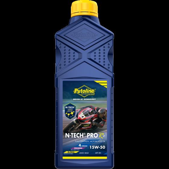 1 L bottle Putoline N-Tech® Pro R+ 15W-50