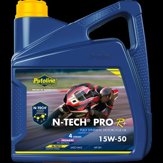4 L can Putoline N-Tech® Pro R+ 15W-50