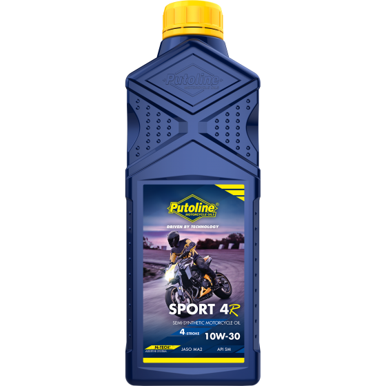 1 L bottle Putoline Sport 4R 10W-30