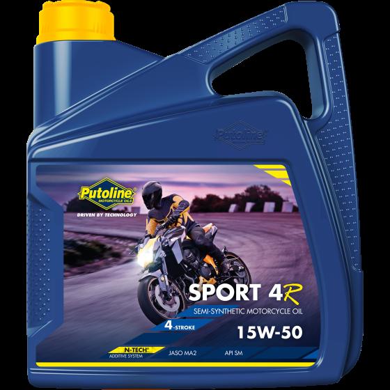 4 L can Putoline Sport 4R 15W-50