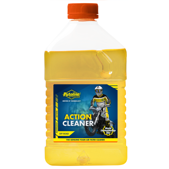 2 L bottle Putoline Action Cleaner